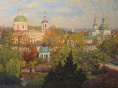 Даниловский монастырь в Москве