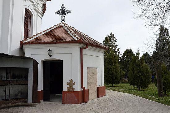 Капелица Светитеља. Фото: jером. Игнатиjе Шестаков