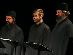Choir of the Kovilj Monastery performs at Carnegie Hall