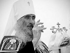 "Metropolitan Sergy of Ternopil: ""It is important not to be despondent and not to increase one's despondency"""