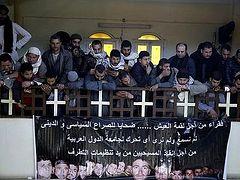 Коптская церковь призвала всех египтян, работающих в Ливии, вернуться домой