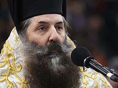 Митрополит Пирейский Серафим выступил против ревизии Церковного Предания