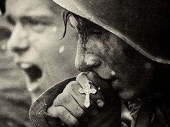 During World War II, many people in the USSR turned to Christ