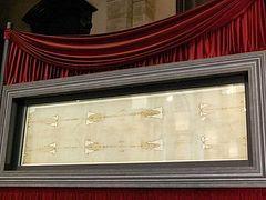 Туринскую плащаницу выставят на всеобщее обозрение впервые за пять лет