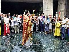 Orthodox Easter celebrated in Delhi