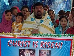 Celebrations of Holy Pascha in Pakistan