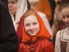 «Мама, мы пойдем в храм на Пасху?»