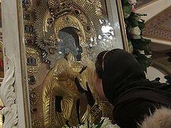 Рядом с Феодоровской иконой Богородицы «безнадежный» ребенок начал говорить