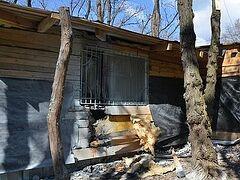 Киев: храм в Бабьем Яру снова пытались поджечь - в третий раз за этот год