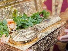 В Россию со Святой Горы Афон к 70-летию Победы  доставят десницу святого Георгия Победоносца