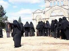 Алеппо: ИГИЛ тренирует боевиков в руинах монастыря св. Симеона Столпника