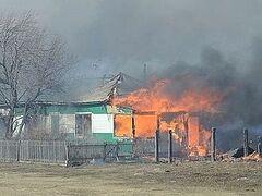 Абаканская епархия открыла счет для помощи пострадавшим при пожарах в Хакасии