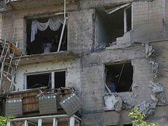 Более 78 тонн продуктов передано мирным жителям юго-востока Украины в апреле