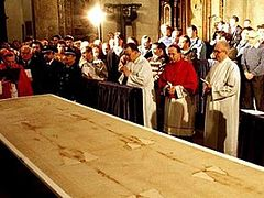 Over 500 thousand Christians saw the Shroud of Turin over the span of 10 days