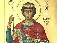 «Когда я сидел в тюрьме, святой Георгий помогал мне»