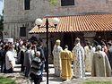 Свети Георгије - слава саборног храма у граду на Бистрици призренској