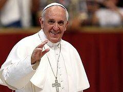 Папа римский: В некоторых столицах будет отмечаться 70-летие окончания 2 мировой войны в Европе