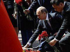 Владимир Путин: Сегодня мы вновь осознаём всю грандиозность Победы над нацизмом