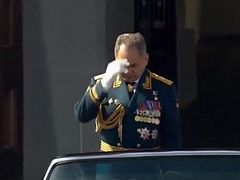 Journalists tell why Russian Minister of Defense crossed himself at Moscow's Victory Day Parade
