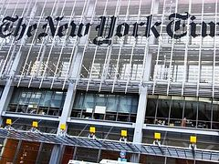 Christian churches 'must be made' to affirm homosexuality, says New York Times columnist