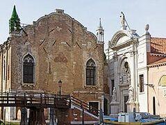 На время Венецианской биеннале церковь будет «превращена в мечеть»