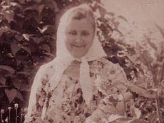 Рязанская подвижница Анна Холопова