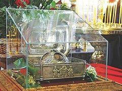 Греция : украденные 3 года назад мощи святой вмч. Анастасии все еще не найдены