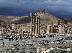 Пальмира может быть уничтожена боевиками ИГ