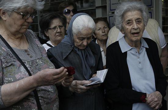 Принесение мощей св.вмч.Варвары. Фото: lifo.gr