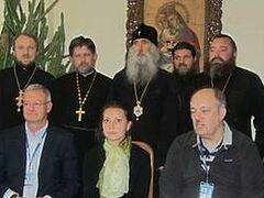 Митрополит Тернопольский и Кременецкий Сергий провел переговоры с представителями Мониторинговой миссии ОБСЕ