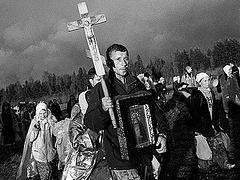 О букве и духе пешего крестного хода