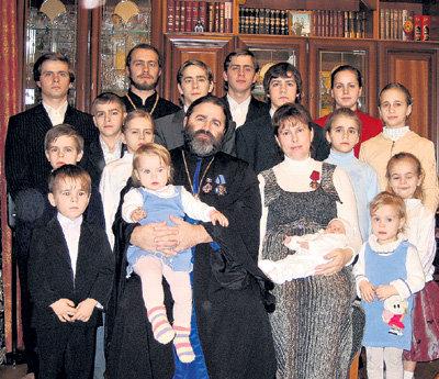 Осамнаесторо дјеце протојереја Јована Осјака