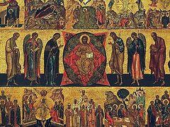 On All Saints Sunday