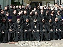В Сретенской духовной семинарии состоялся самый многочисленный выпуск