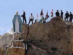Христианские святыни возвращаются в Маалюлю