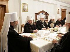 Священный Синод УПЦ: Церковное разделение – кровоточащая рана на теле Украины