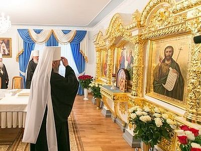 The Church schism is a bleeding wound on the body of the Ukraine, Holy Synod of UOC MP says