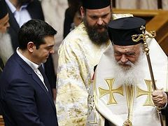 Greek Orthodox leader calls for 'Yes' vote in bailout referendum
