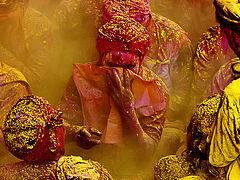 Интересные факты о «празднике красок холи»