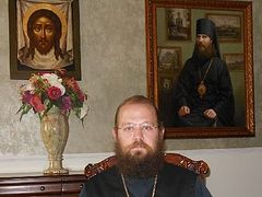 """""""If Only We Would Take Seriously Our Spiritual Lives, We Would All Be Saints:"""" A Conversation with Archimandrite Irenei (Steenberg)"""