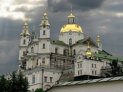 The Pochayiv Lavra appeals to the Ukrainian authorities about impending threat