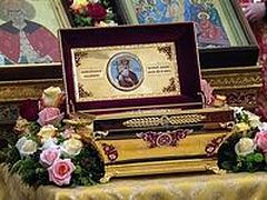 На масштабные торжества в Белгород прибудут мощи князя Владимира
