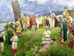 Огнем и мечом? Миф неоязычников о кровавом крещении Руси (+ВИДЕО)