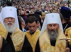 «Молитва объединит Украину»