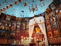 The Convent of Our Lady of Saidnaya in Syria is still under siege