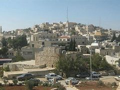 The last Christian settlement in Palestine may disappear