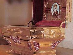 В Кострому принесен ковчег с мощами святого равноапостольного князя Владимира