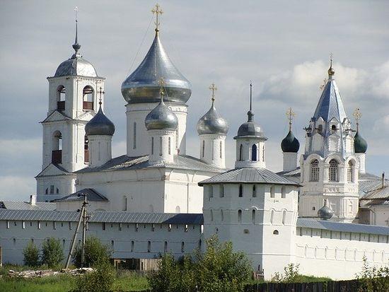 Никитский мужской монастырь - самая древняя обитель на Переславской земле.
