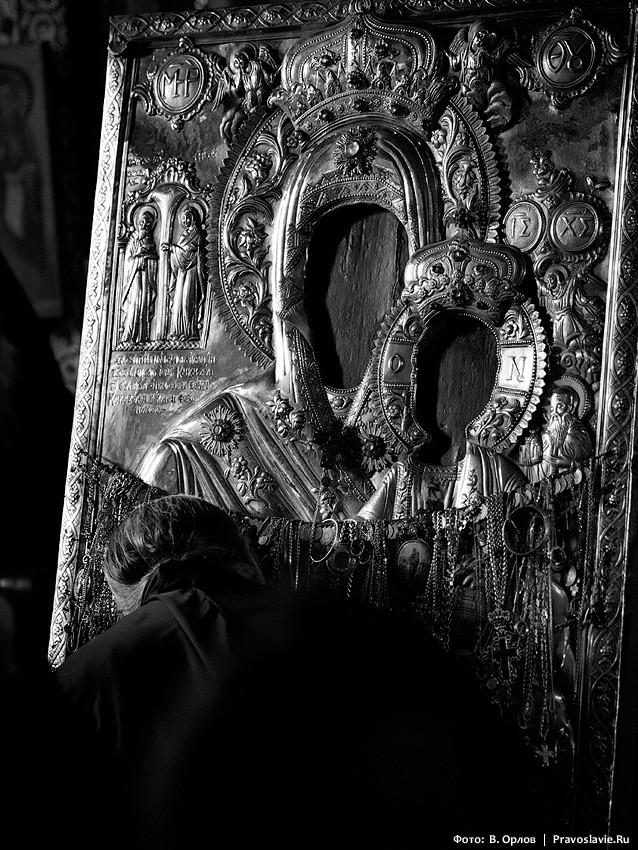 Икона Божией Матери Кукузелисса
