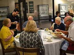 Antiochian Village brings Middle Eastern flavors to museum experience